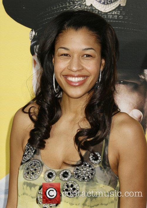 Kali Hawk Los Angeles Premiere of 'Observe and...