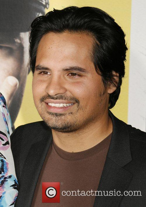 Michael Pena Los Angeles Premiere of 'Observe and...