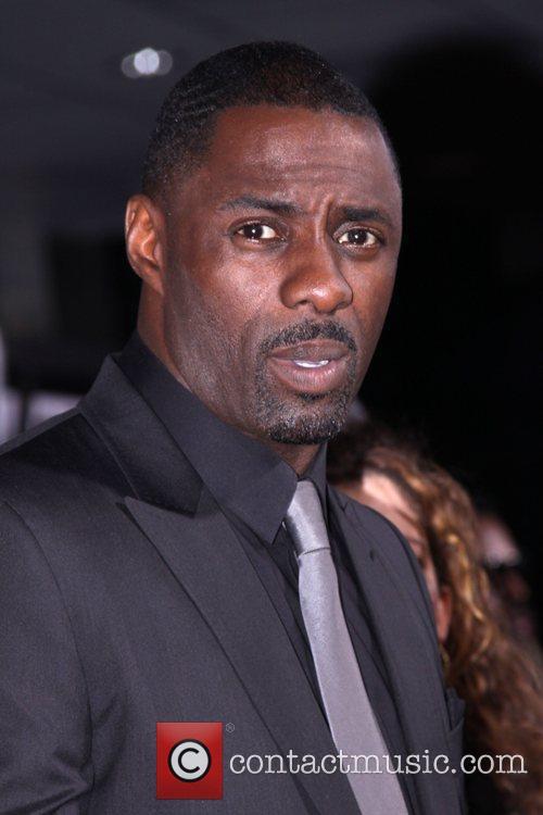 Idris Elba The Cinema Society and MCM screening...