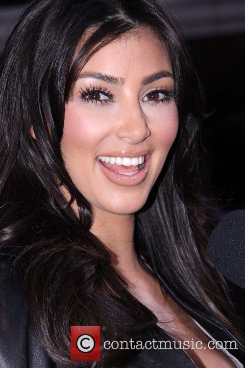 Kim Kardashian The Cinema Society and MCM screening...