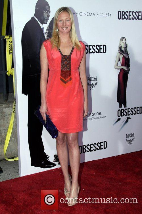 Maggie Rizer The Cinema Society and MCM screening...