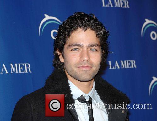 Adrian Grenier Oceana's 2008 Partners Award Gala at...