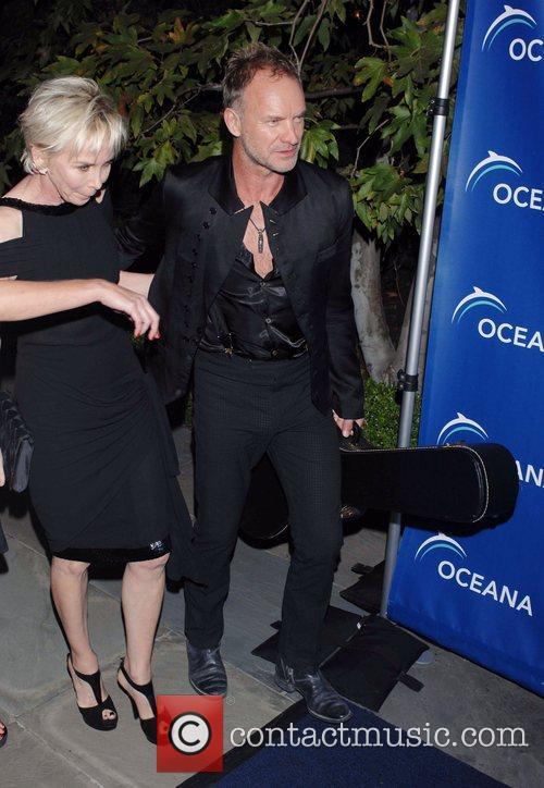 Oceana's 2008 Partners Award Gala at a private...