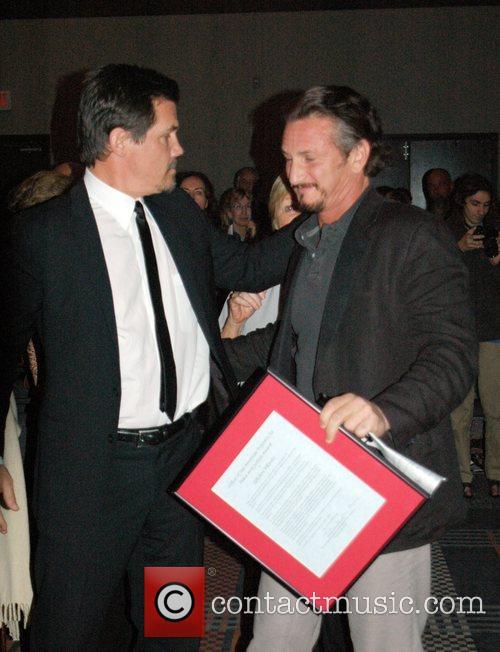 Josh Brolin, Sean Penn Office of the Americas...
