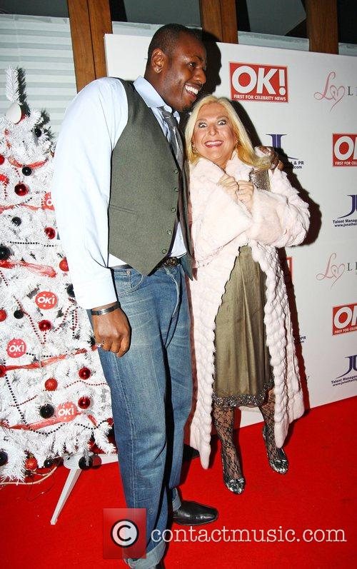 Vanessa Feltz and Ben Ofoedu 2