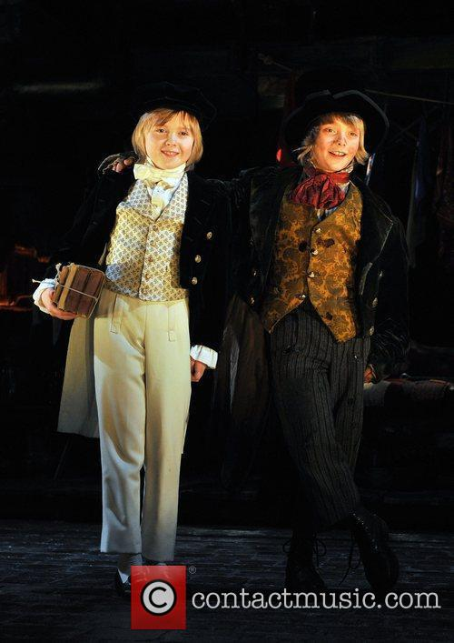 Oliver! - Photocall held at the Theatre Royal