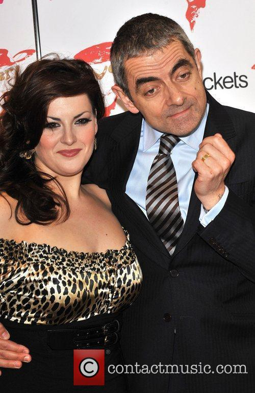 Rowan Atkinson - Wallpaper Actress