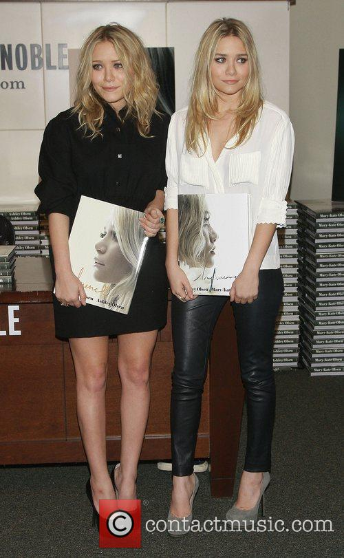 Mary Kate Olsen and Olsen Twins 1