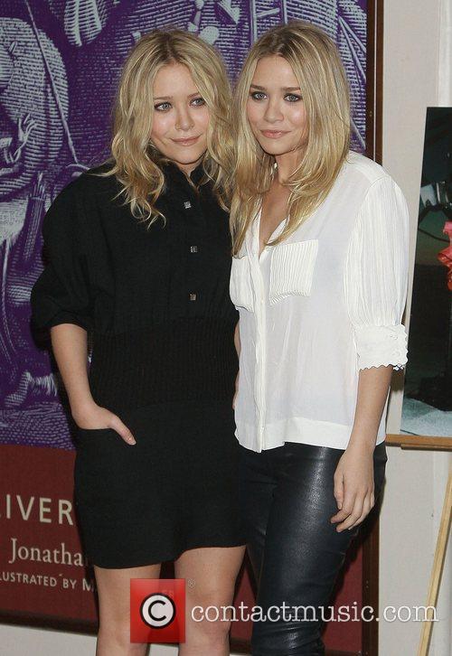 Mary Kate Olsen, Olsen Twins