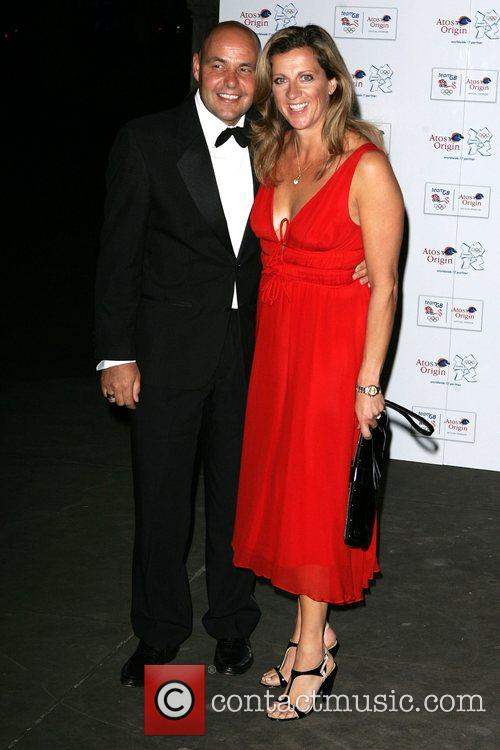 Jonathan Bigg and Sally Gunnell The Olympic Gold...