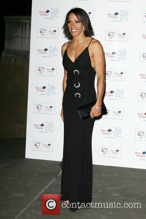 Kelly Holmes The Olympic Gold Ball held at...