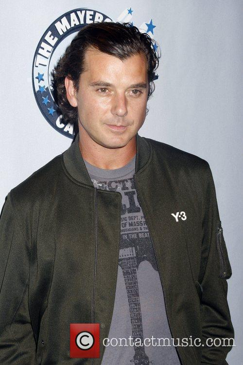 Gavin Rossdale and John Mayer 1