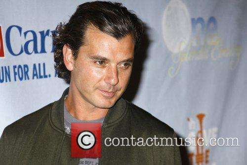 Gavin Rossdale and John Mayer 7
