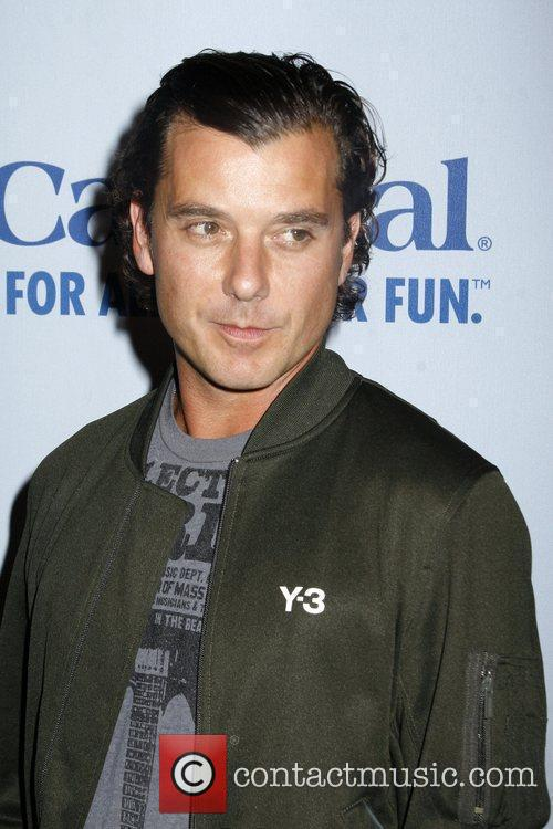 Gavin Rossdale and John Mayer 6