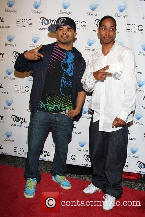Raz-B and Snoop Dogg