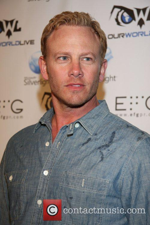 Ian Ziering 'Our World Live' presented by Snoop...