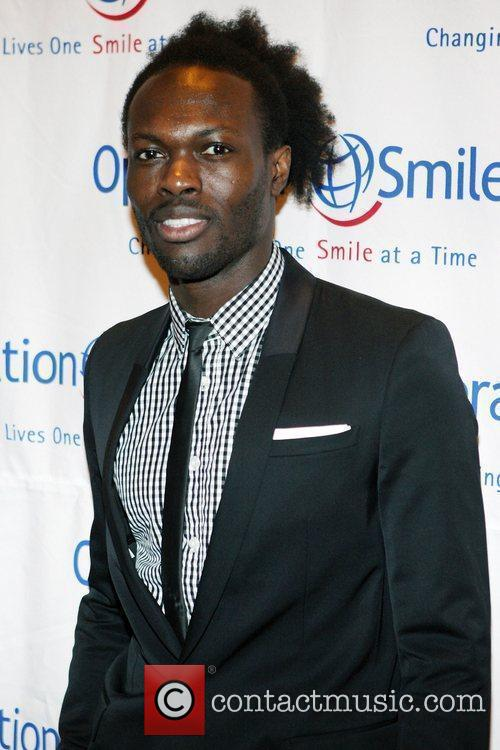 Jermaine Brown The Junior Smile Couture Event 2009...