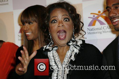 Oprah Winfrey and Friends celebrate Susan L. Taylor's...