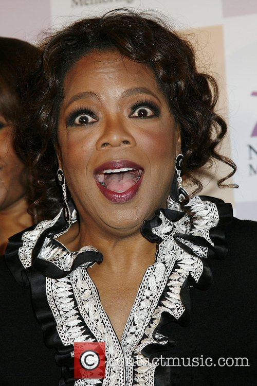 Oprah Winfrey Book About a Project