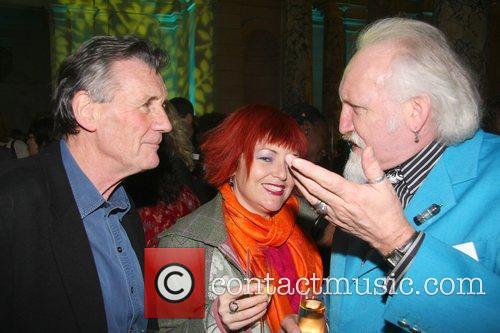 Michael Palin, Rachel Hayward and Robert Rankin The...