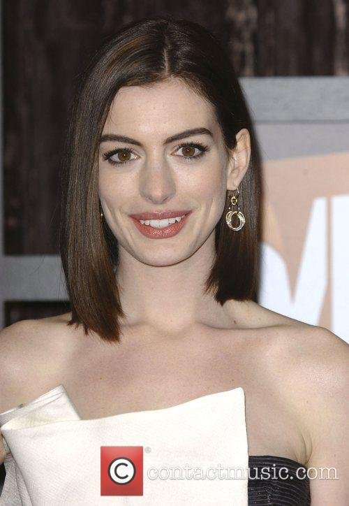Anne Hathaway and Acadamy Award Nominee For Best Actress 1