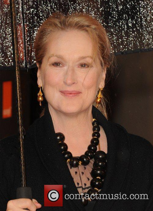 Meryl Streep and Acadamy Award Nominee For Best Actress 2