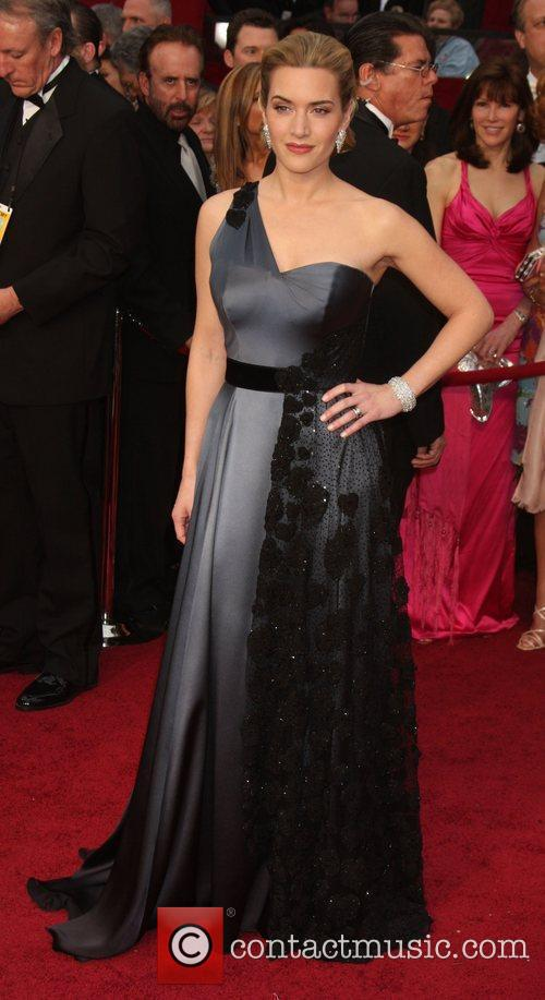 Kate Winslet, Academy Of Motion Pictures And Sciences and Academy Awards 2