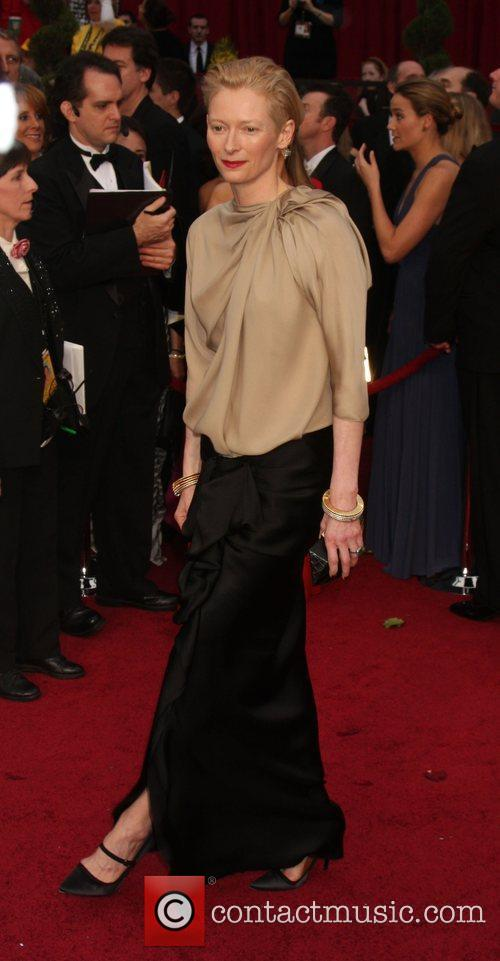 Tilda Swinton, Academy Of Motion Pictures And Sciences and Academy Awards 2