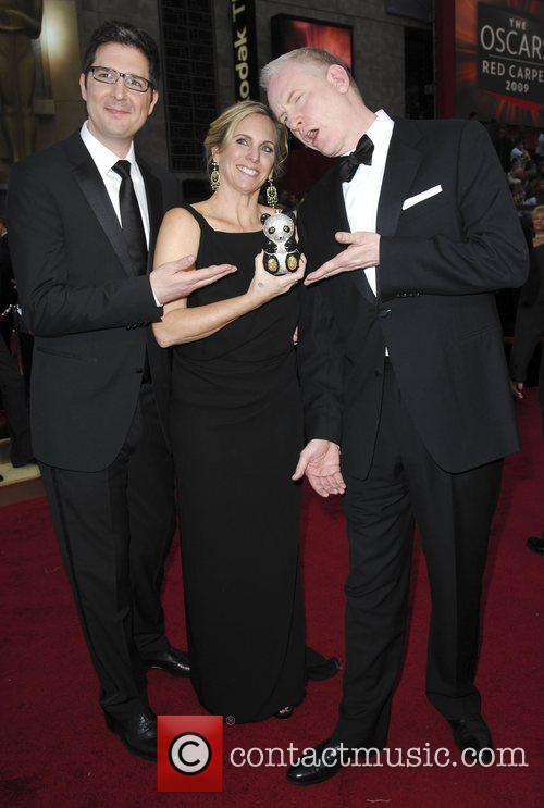 Mark Osbourne, Academy Of Motion Pictures And Sciences and Academy Awards 5