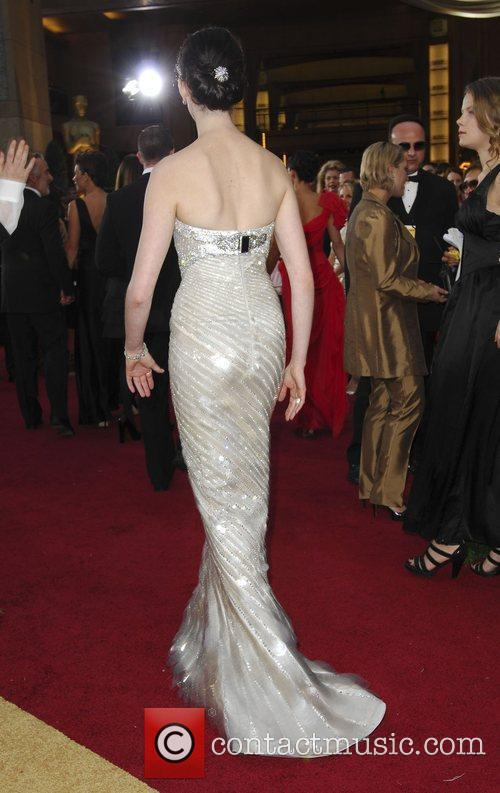 Anne Hathaway and Academy Of Motion Pictures And Sciences 4