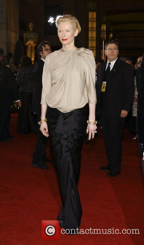 Tilda Swinton, Academy Of Motion Pictures And Sciences and Academy Awards 1