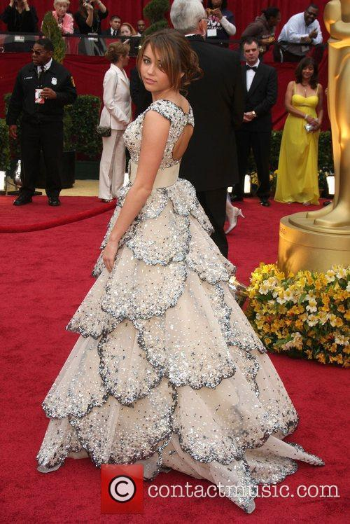 Miley Cyrus, Academy Of Motion Pictures And Sciences and Academy Awards 1