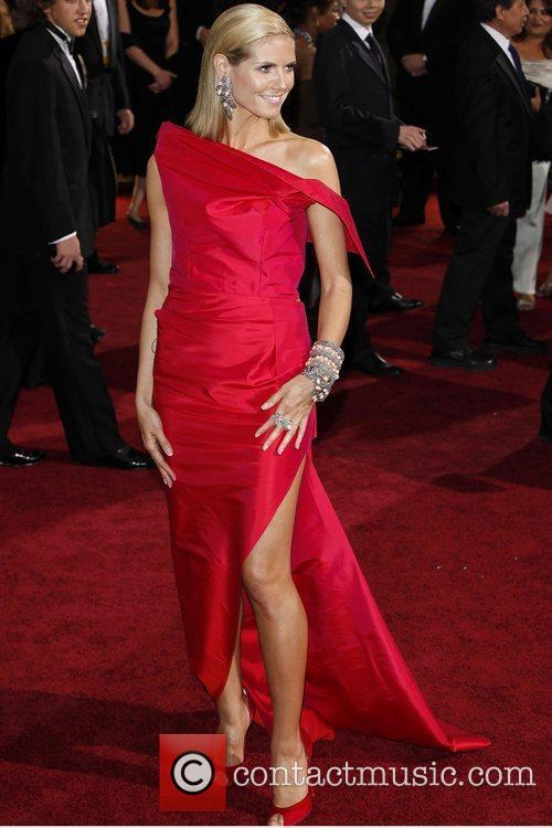 Heidi Klum, Academy Of Motion Pictures And Sciences and Academy Awards 7