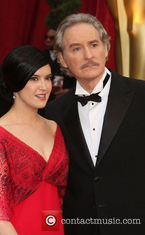 Phoebe Cates, Kevin kline and Academy Of Motion Pictures And Sciences 2