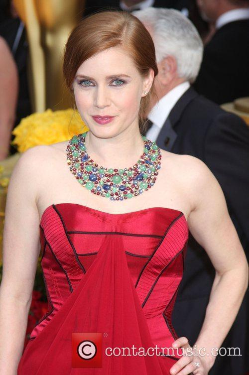 Amy Adams and Academy Of Motion Pictures And Sciences 1