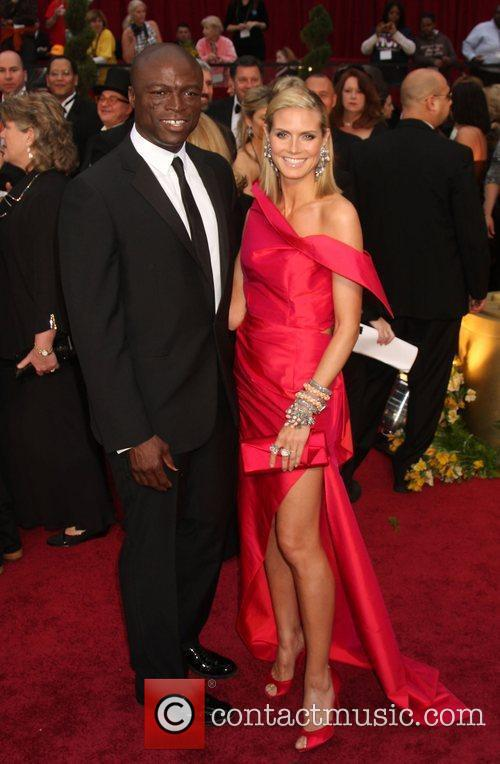 Heidi Klum, Seal, Academy Of Motion Pictures And Sciences and Academy Awards 5