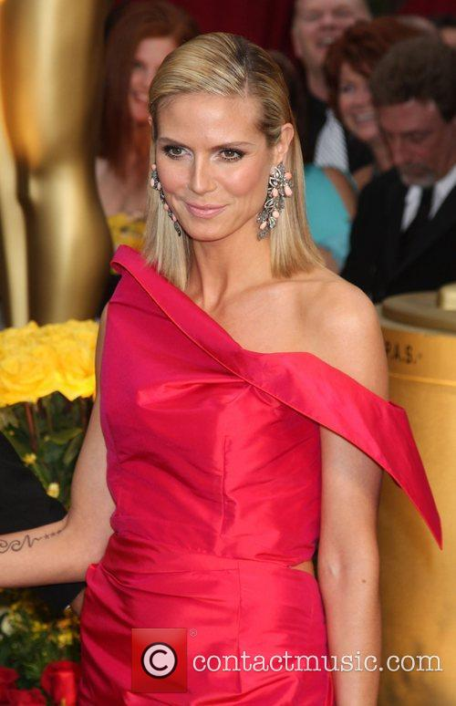 Heidi Klum, Academy Of Motion Pictures And Sciences and Academy Awards 1