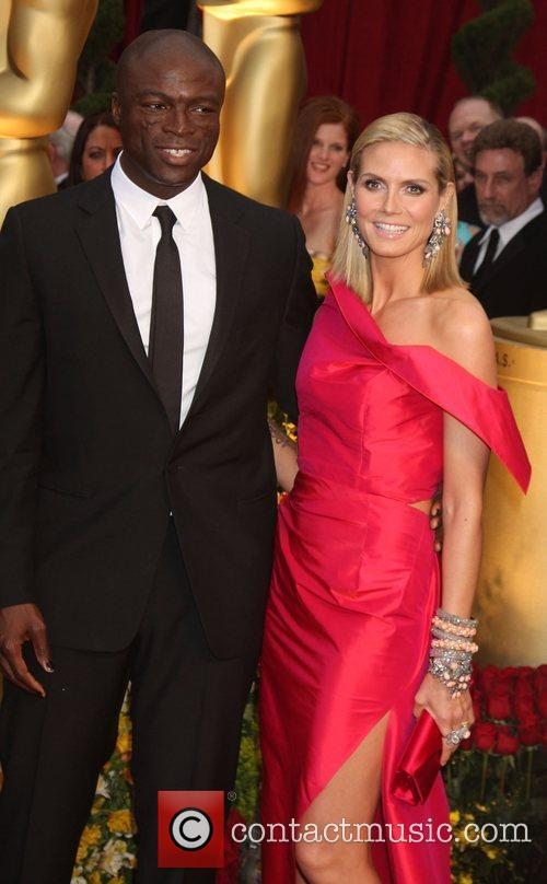 Heidi Klum, Seal, Academy Of Motion Pictures And Sciences and Academy Awards 6