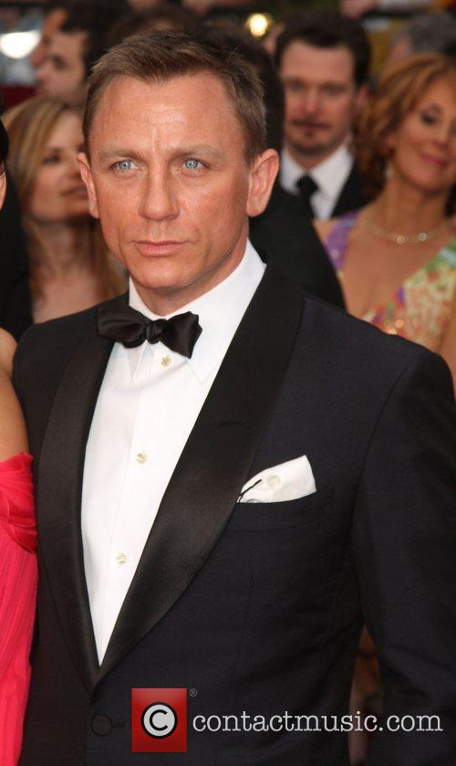Daniel Craig and Academy Of Motion Pictures And Sciences 4