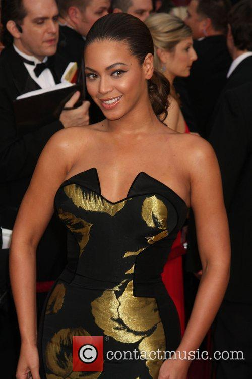 Beyonce Knowles and Academy Of Motion Pictures And Sciences 4