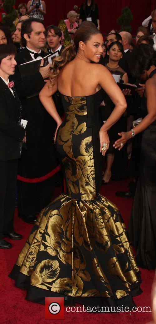 Beyonce Knowles and Academy Of Motion Pictures And Sciences 2