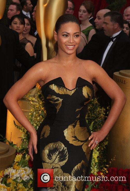 Beyonce Knowles and Academy Of Motion Pictures And Sciences 1