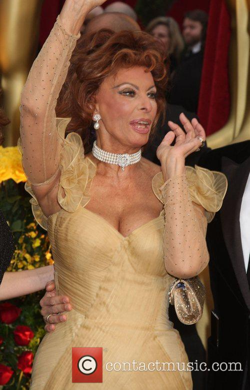 Sophia Loren, Academy Of Motion Pictures And Sciences, Academy Awards