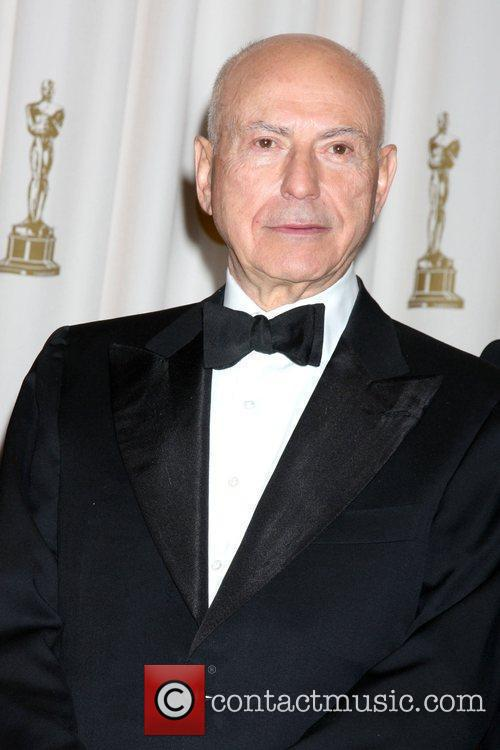 Alan Arkin and Academy Of Motion Pictures And Sciences 2