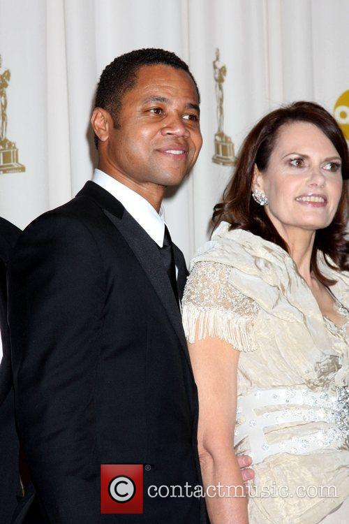 Cuba Gooding Junior, Jr, Sally Bell and Academy Of Motion Pictures And Sciences 3