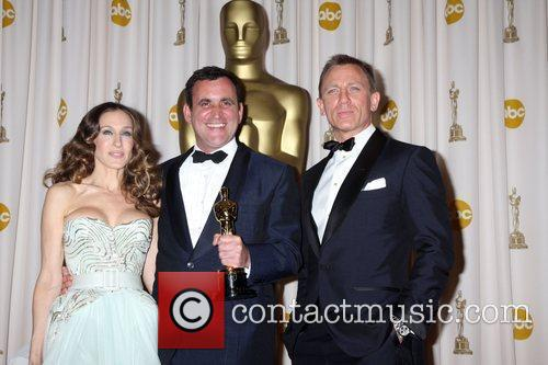 Sarah Jessica Parker, Michael O'conner, Daniel Craig and Academy Of Motion Pictures And Sciences 9