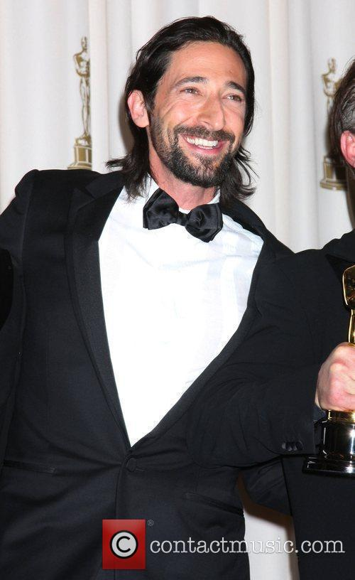 Adrien Brody and Academy Of Motion Pictures And Sciences 7