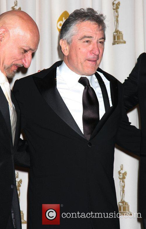 Robert De Niro and Academy Of Motion Pictures And Sciences 2