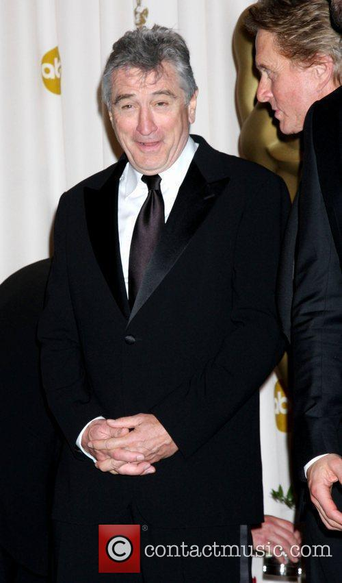 Robert De Niro and Academy Of Motion Pictures And Sciences 1