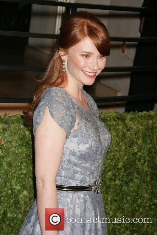 Bryce Dallas Howard and Vanity Fair 1
